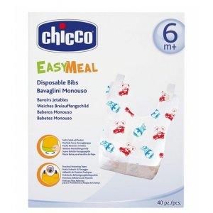 Chicco Bryndáčky na jedno použití 40ks
