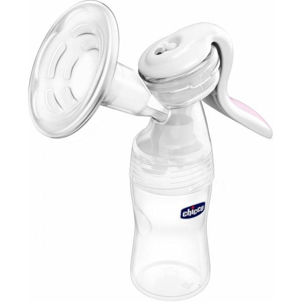 Chicco Odsávačka na mateřské mléko WELLBEING Bílá