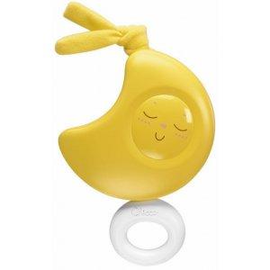 Chicco MĚSÍČEK HRAJÍCÍ Žlutá