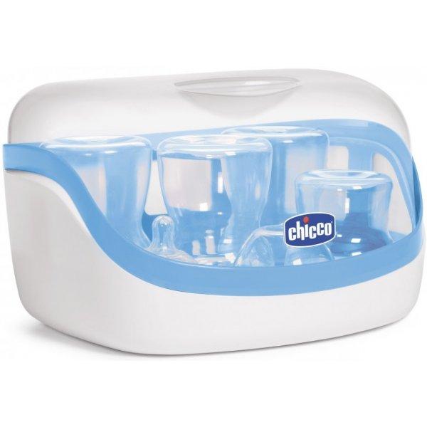 Chicco Sterilizační box do mikrovlnné trouby Bílá
