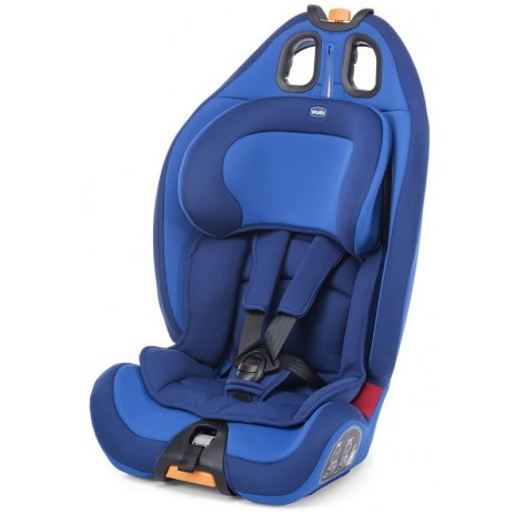 Chicco GRO-UP 123 autosedačka Power Blue