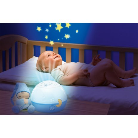 Chicco Projektor GoodNight Stars Růžový