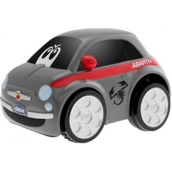 Chicco Autíčko Turbo Touch FIAT 500 ABARTH