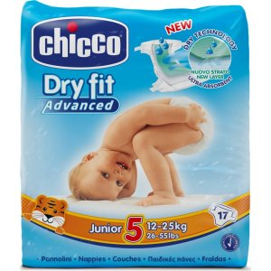 Chicco Plenky Junior 12-25kg,17 ks