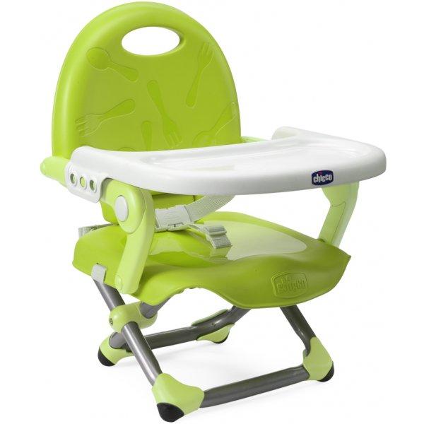 Chicco Podsedák na jídelní židli Mode přenosný Lime