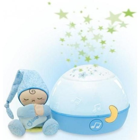 Chicco Projektor GoodNight Stars Modrý