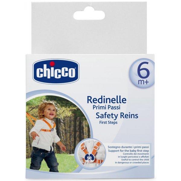 Chicco Bezpečnostní popruhy Oranžová