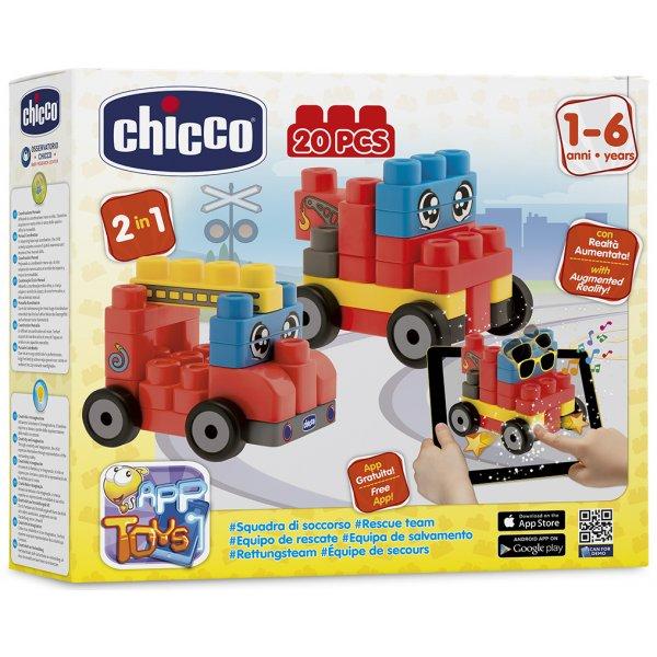 """Chicco Hračka stavebnice """"App Toys"""" 20ks"""
