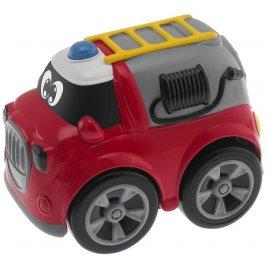 Chicco Hračka autíčko Turbo Team - Hasiči 2+