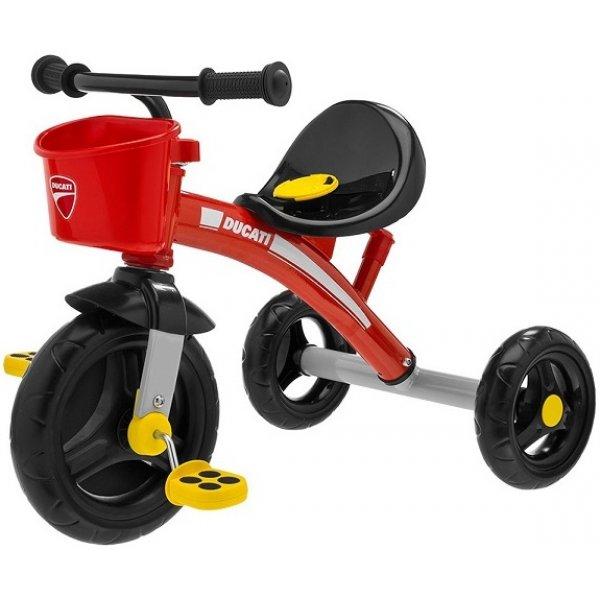 Chicco Hračka tříkolka Ducati Červená
