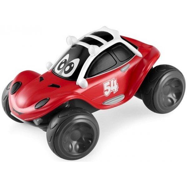 Chicco Hračka autíčko Bugatka Bobby na dálkové ovládání Červená