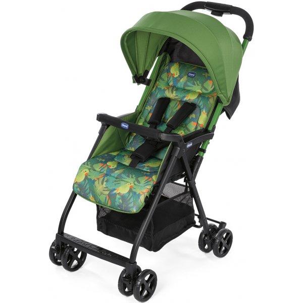 Chicco Ohlala kočárek 2018 Tropical Jungle Special Edition