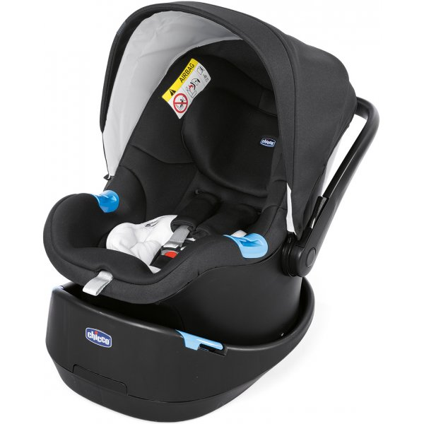 Chicco Oasys 0+ Up autosedačka 2018 Jet Black