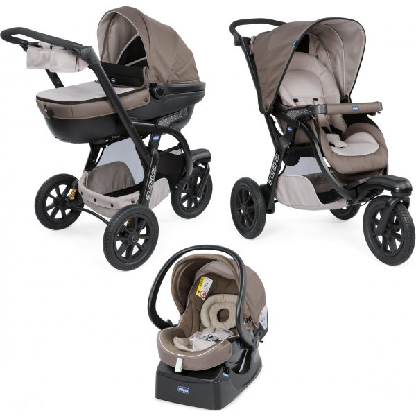 Chicco Trio Activ3 2018 Dove grey