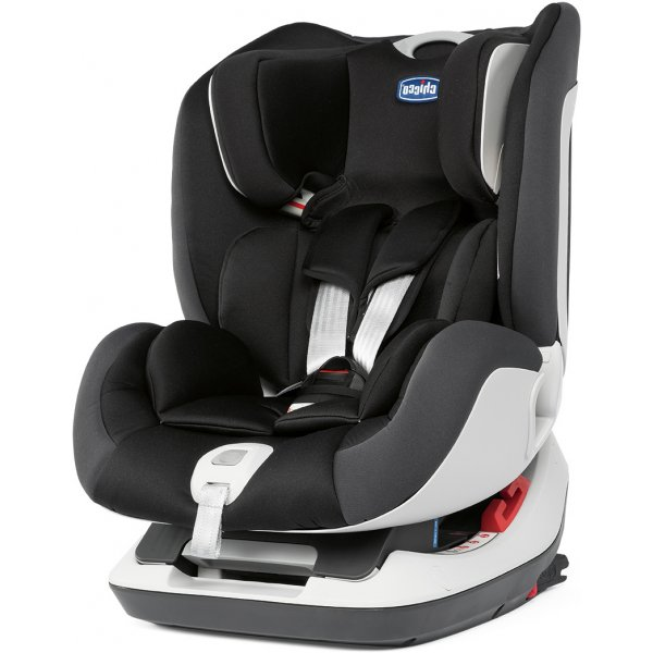 Chicco Seat UP autosedačka Jet Black