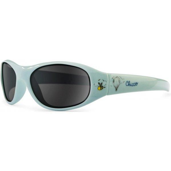 Chicco Brýle sluneční chlapecké Little HoneyBee 0M+ Modrá