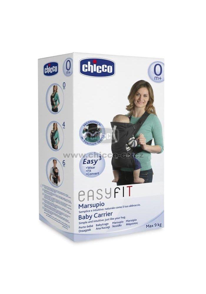 65723332d Chicco Nosítko dětské Easy Fit 2019 Dark Beige : Chicco.cz