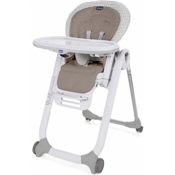 Chicco Židlička jídelní Polly Progres5 2019 POIS