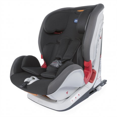 Chicco Youniverse Fix autosedačka 2019 Jet Black