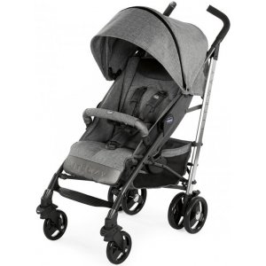 Chicco Lite Way 3 Top 2019 Titanium Special Edition
