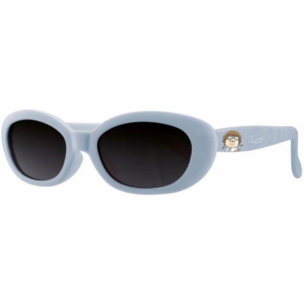 Chicco Brýle sluneční chlapec 0M + Bl. modré