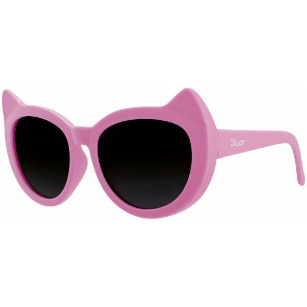 Chicco Brýle sluneční dívka 36M + Bl. růžové