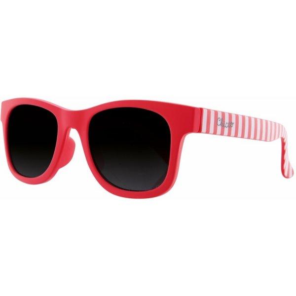 Chicco Brýle sluneční dívka 24M + Červené