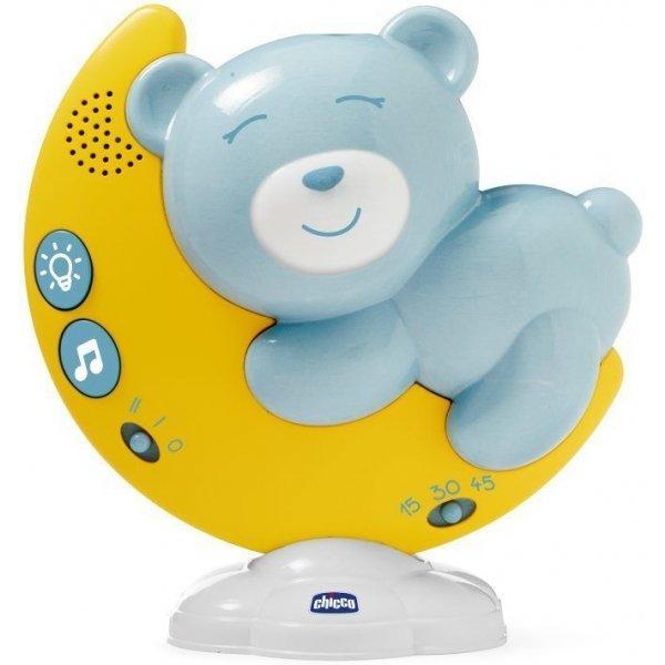 Chicco Projektor nad postýlku Next2Moon Modrý