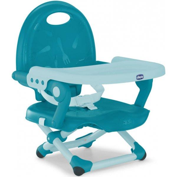 Chicco Podsedák přenosný Pocket Snack na židli Hydra