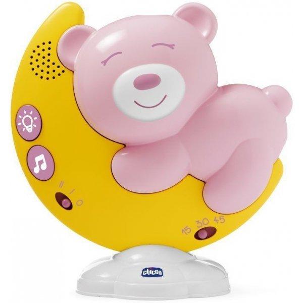 Chicco Projektor nad postýlku Next2Moon Růžový