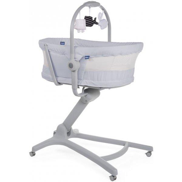 Chicco Postýlka/lehátko/židlička Baby Hug Air 4v1 2020 Stone