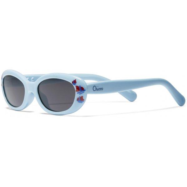 Chicco Brýle sluneční 0m+ Chlapec modré