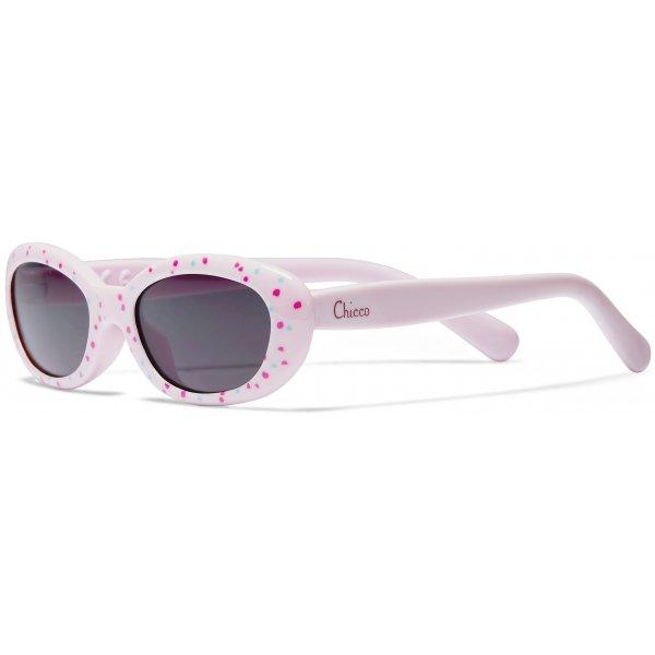 Chicco Brýle sluneční 0m+ Dívka růžové