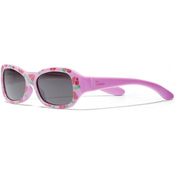 Chicco Brýle sluneční 12m+ Dívka růžové