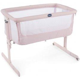 Chicco Postýlka Next2Me Air - Paradise Pink